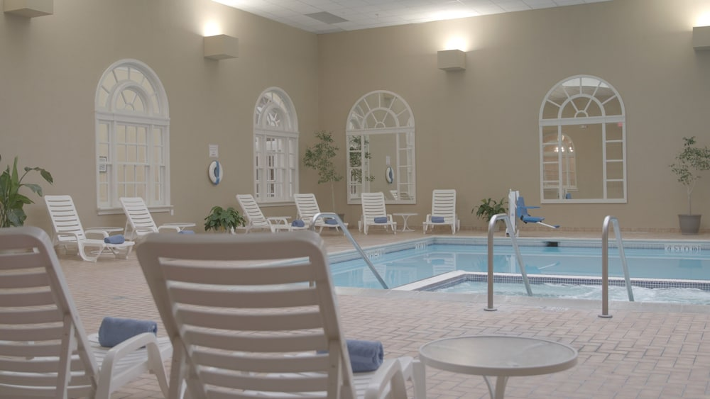 Indoor Pool, The Queensbury Hotel