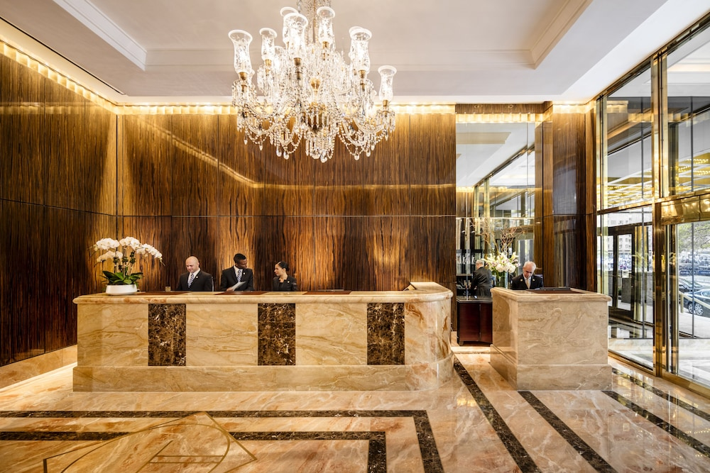 Trump international hotel and tower apartments new york