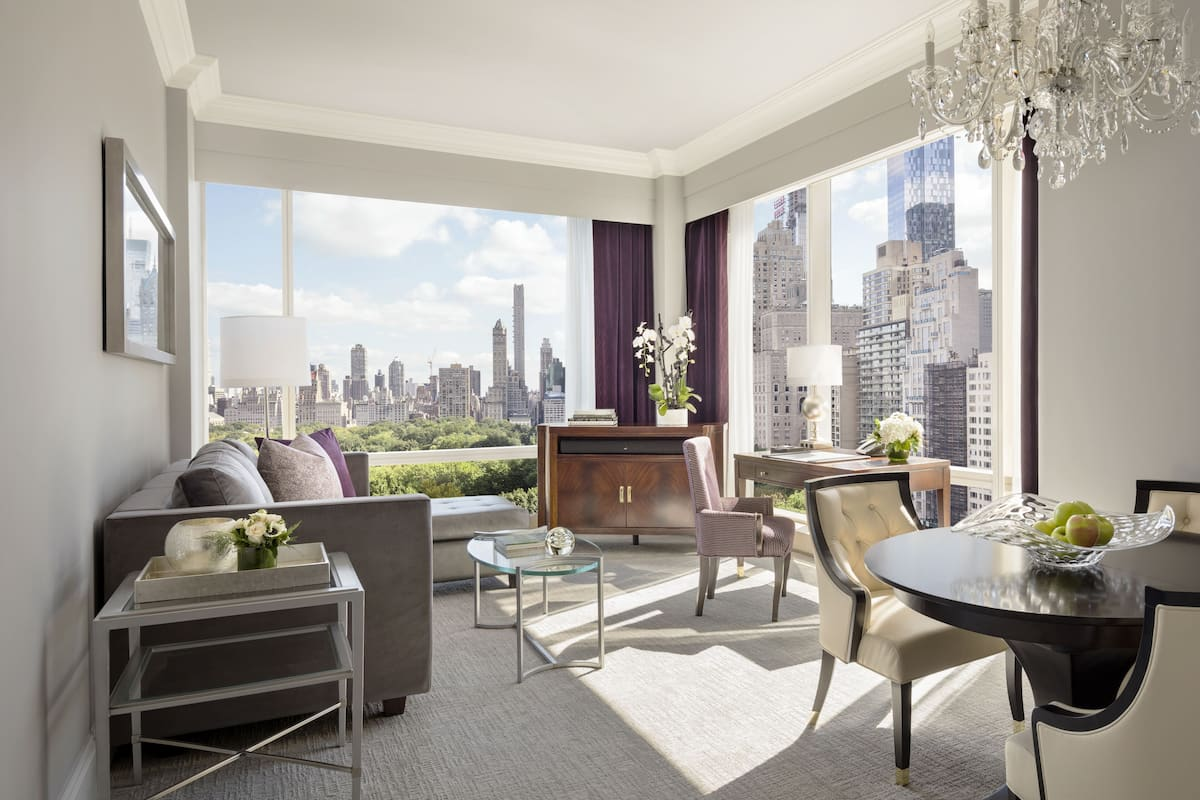 Trump International Hotel Tower New York New York Stati Uniti D America Expedia It