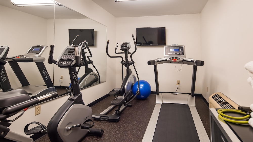 Fitness Facility, Best Western Sycamore Inn