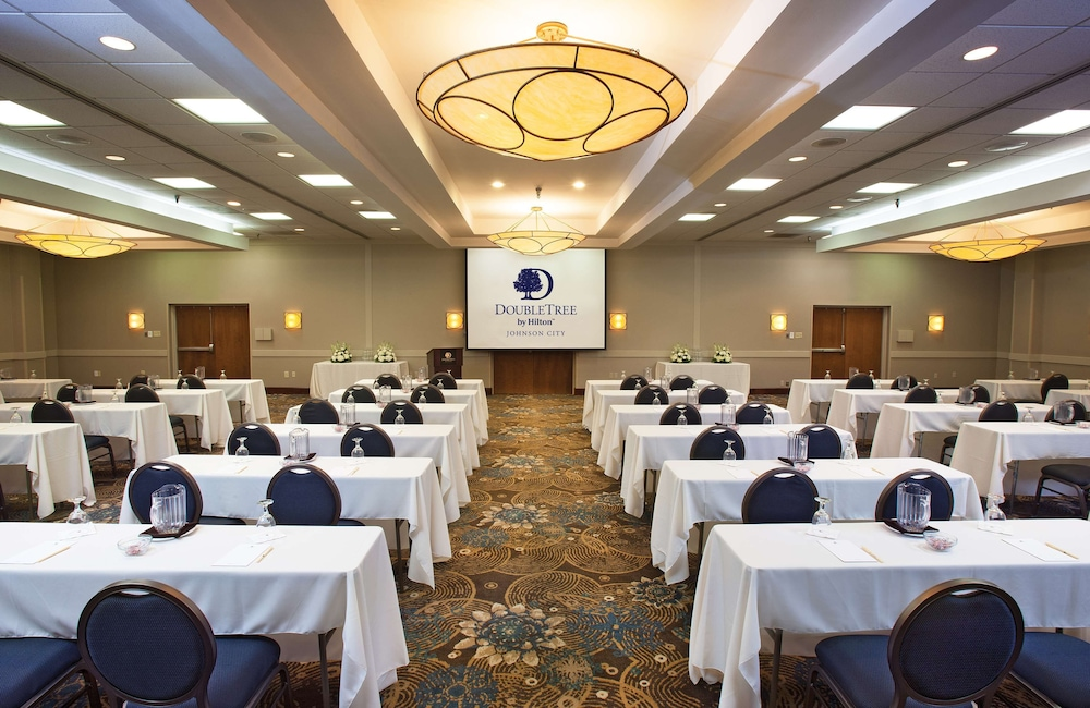 Meeting Facility, DoubleTree by Hilton Hotel Johnson City