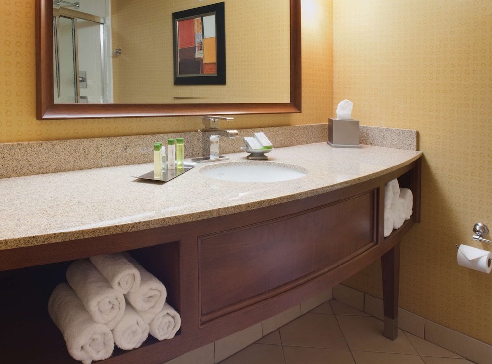 Bathroom, DoubleTree by Hilton Hotel Johnson City