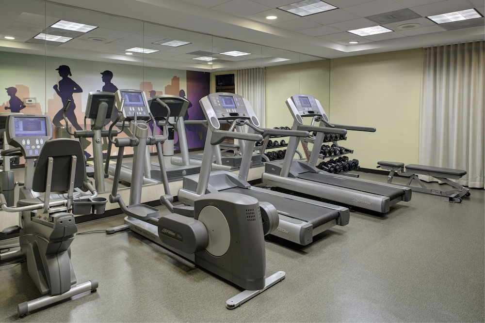 Fitness Facility, Atlanta Perimeter Center Hotel & Suites