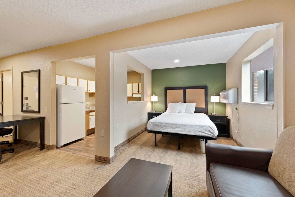 Room, Extended Stay America Charlotte – Tyvola Rd – Executive Park