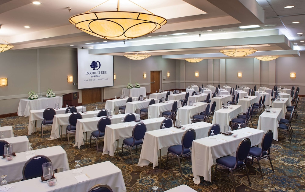 Meeting Facility, DoubleTree by Hilton Hotel Oak Ridge - Knoxville