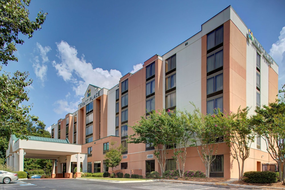 Exterior, Hyatt Place Atlanta / Norcross / Peachtree