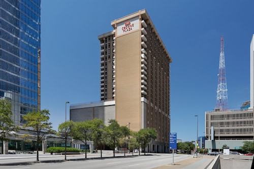 Crowne Plaza Hotel Dallas Downtown