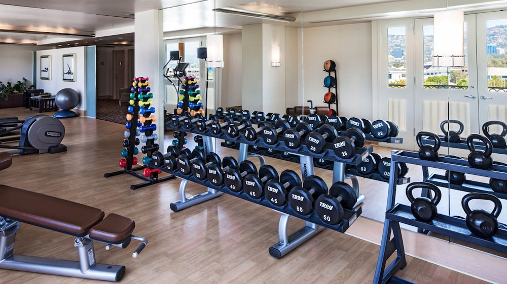 Fitness Facility, Viceroy L'Ermitage Beverly Hills