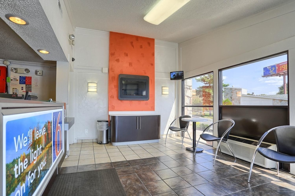 Lobby, Travelodge by Wyndham Hagerstown