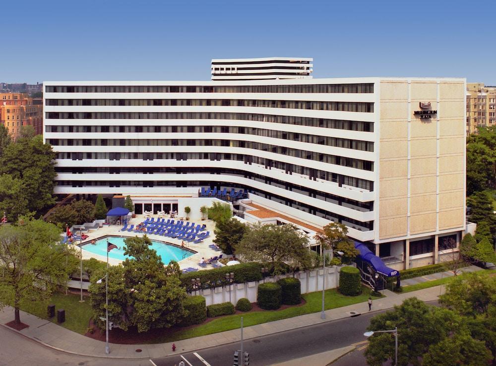 Book washington plaza washington hotel deals for Plaza hotel