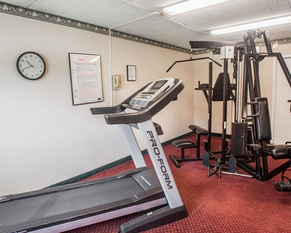 Fitness Facility, Econo Lodge And Suites Shamokin Dam-Selinsgrove