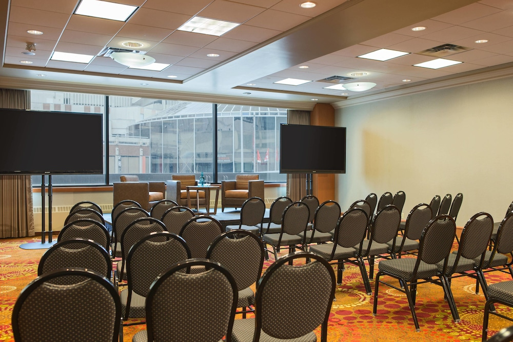 Meeting Facility, Calgary Marriott Downtown Hotel
