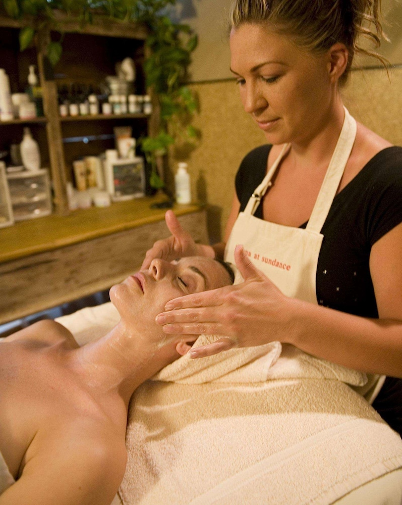 Spa Treatment, Sundance Mountain Resort