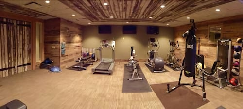 Fitness Facility, Sundance Mountain Resort