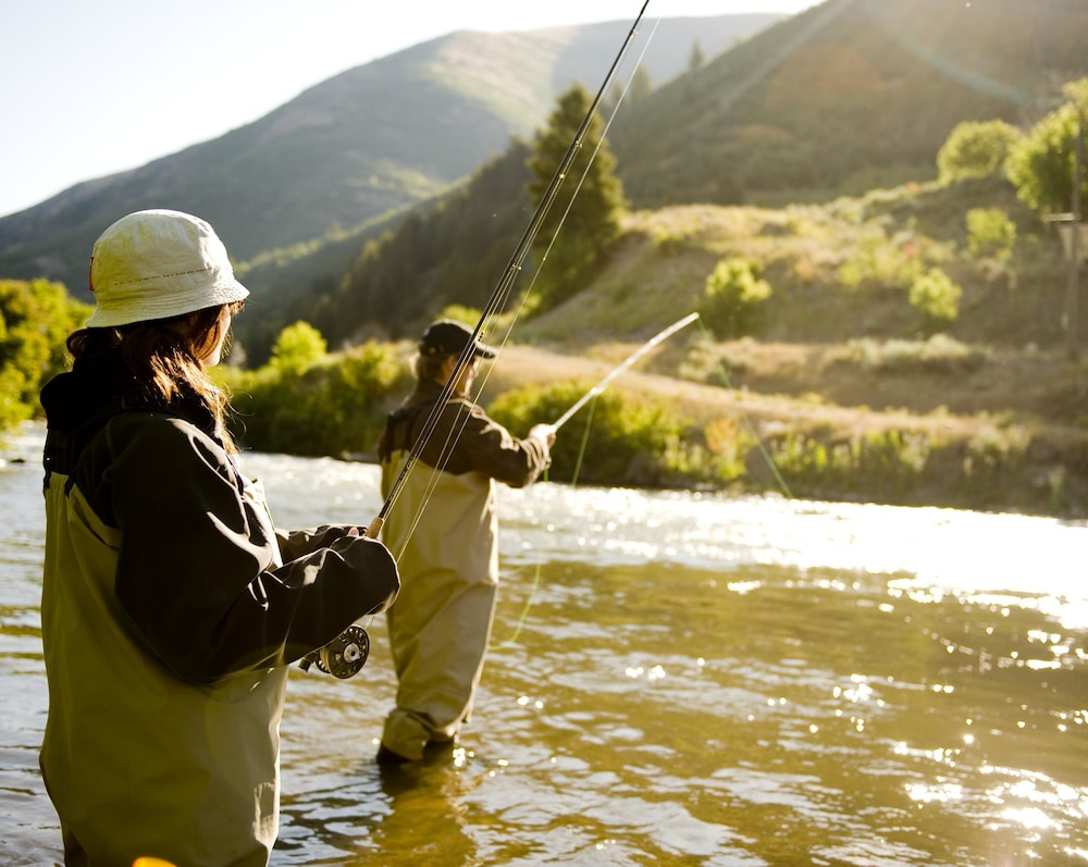 Fishing, Sundance Mountain Resort