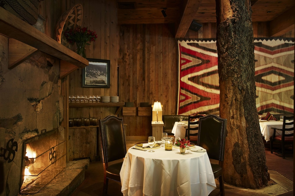 Restaurant, Sundance Mountain Resort