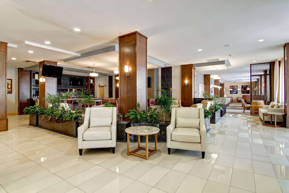 Reception Hall, Doubletree by Hilton Hotel Kamloops