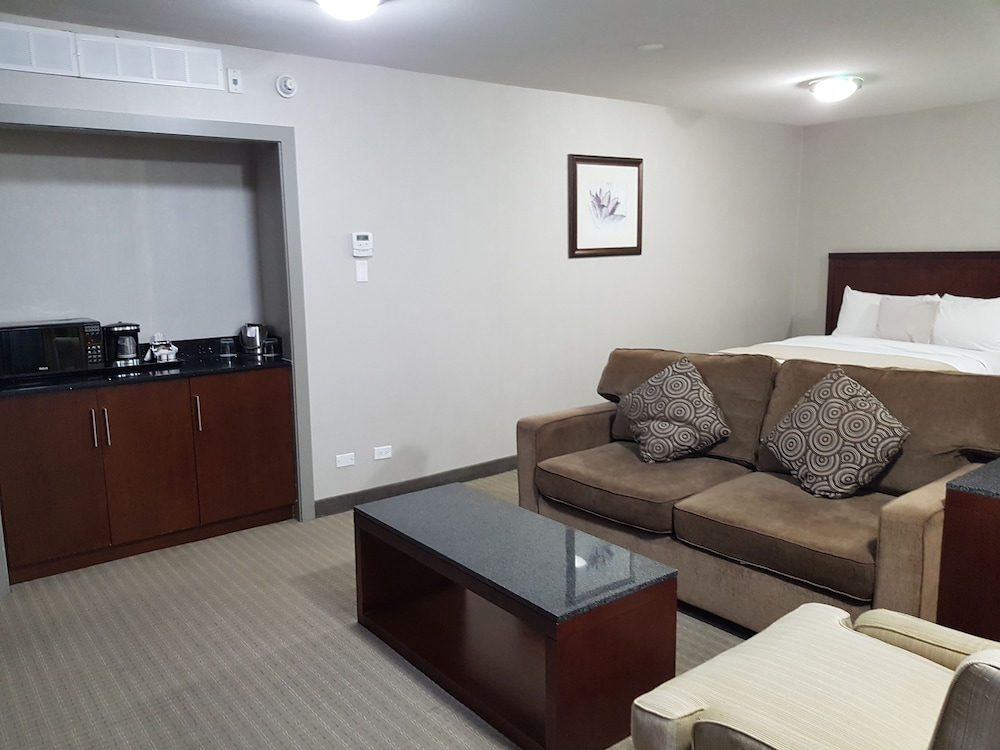 Living Area, Doubletree by Hilton Hotel Kamloops