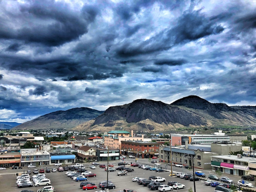 View from Property, Doubletree by Hilton Hotel Kamloops