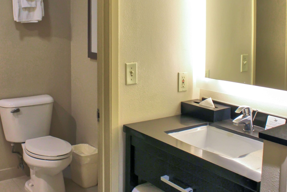 Bathroom, Comfort Inn & Suites San Diego - Zoo SeaWorld Area