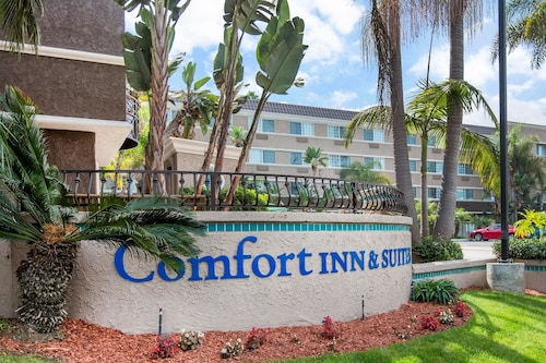 Comfort Inn & Suites San Diego - Zoo SeaWorld Area