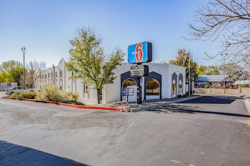 Check Expedia for Availability of Motel 6 Santa Fe Central