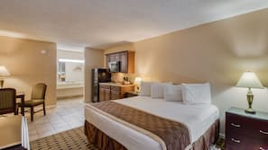 Premium bedding, blackout drapes, free WiFi, linens