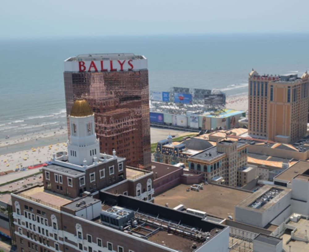 View from Property, Bally's Atlantic City Hotel & Casino