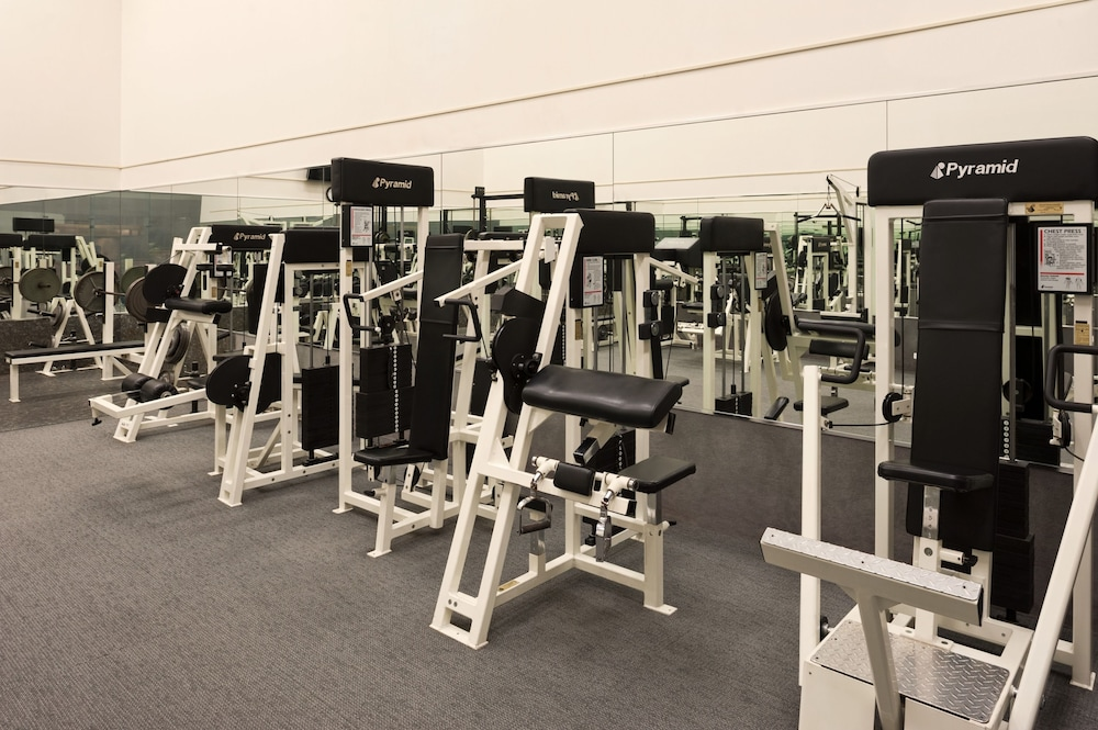 Fitness Facility, Bally's Atlantic City Hotel & Casino