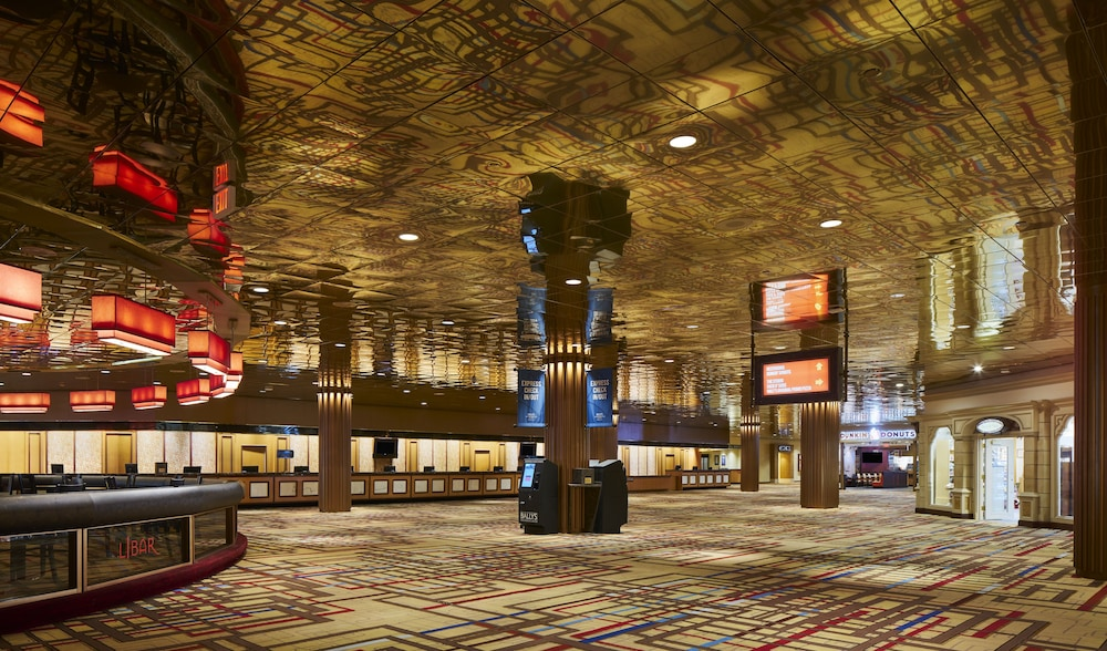 Lobby, Bally's Atlantic City Hotel & Casino