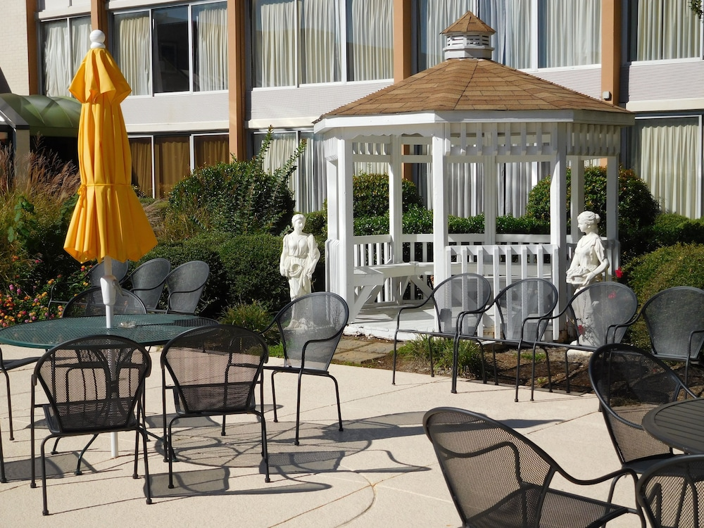 Terrace/Patio, Wyndham Garden Greensboro