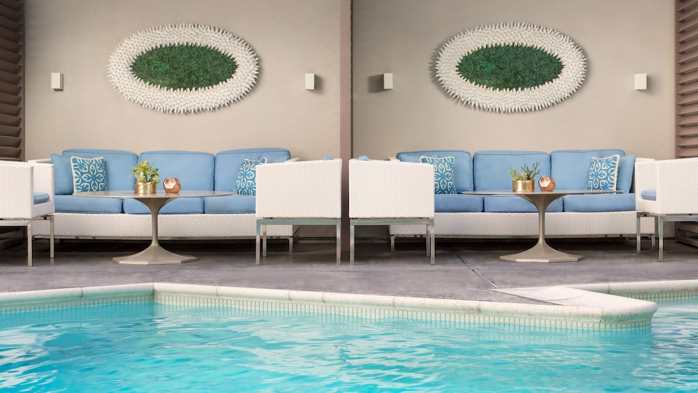 Pool, The Mosaic Hotel - Beverly Hills