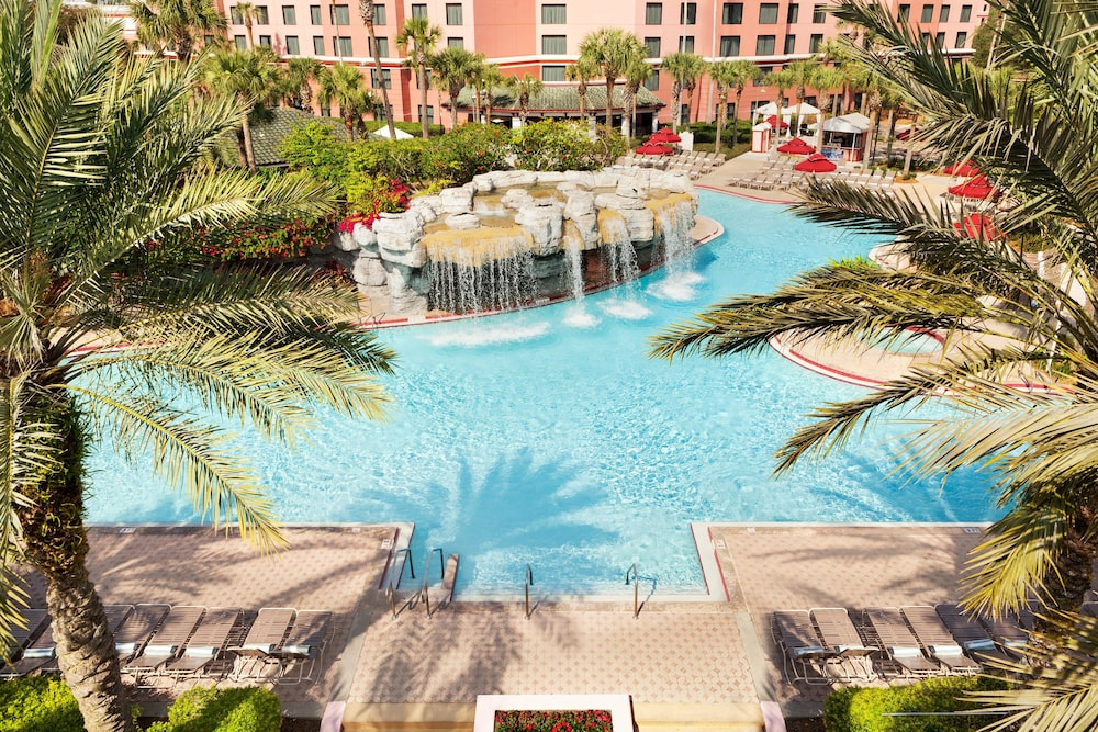 Pool, Caribe Royale Orlando