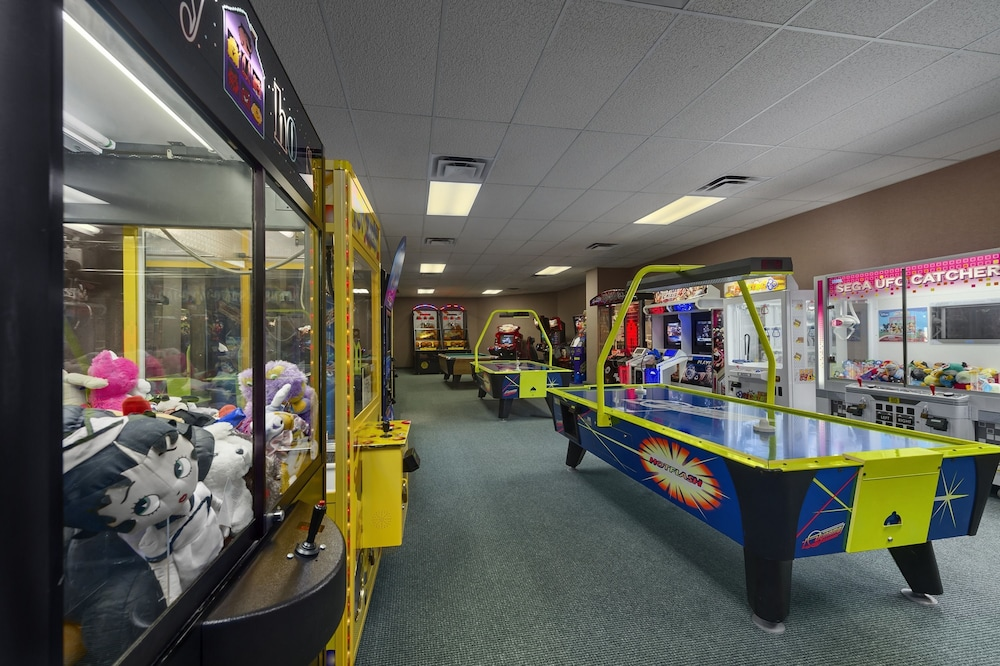 Game Room, Caribe Royale Orlando