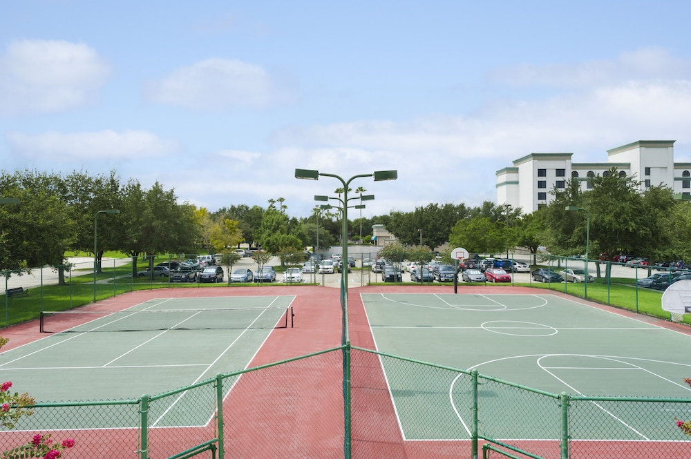 Basketball Court, Caribe Royale Orlando