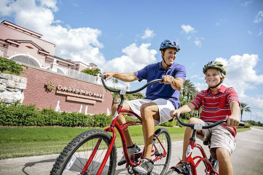 Bicycling, Caribe Royale Orlando