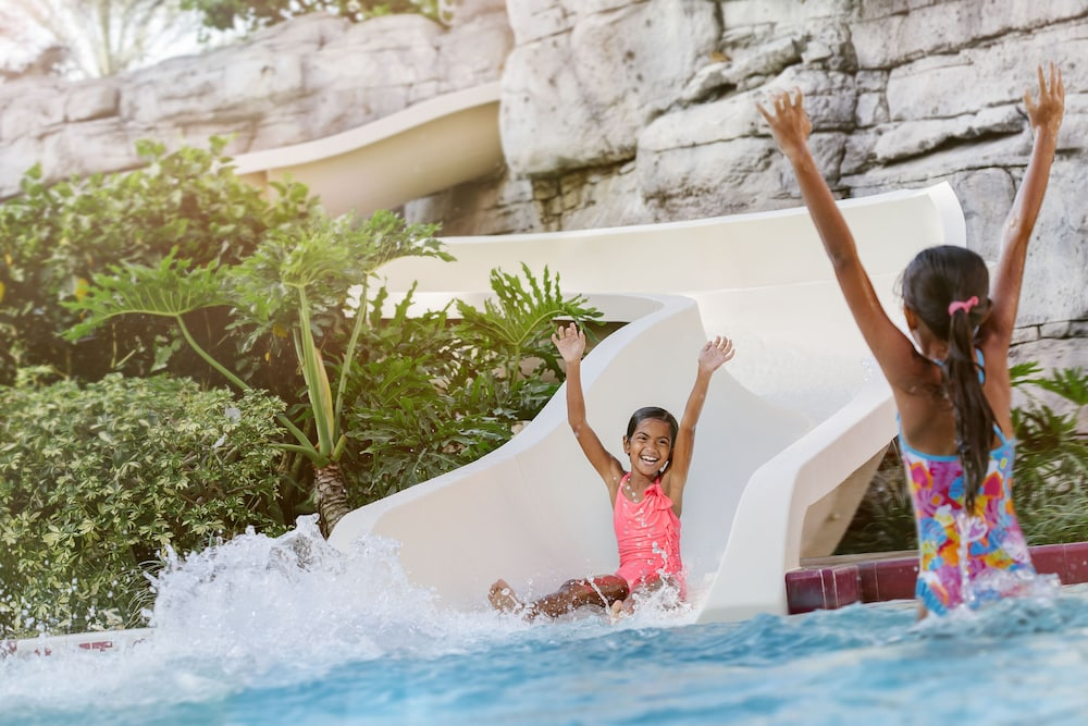 Waterslide, Caribe Royale Orlando