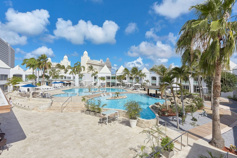 View from Room, Courtyard by Marriott Aruba Resort