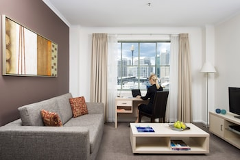 Oaks Goldsbrough Apartments Darling Harbour