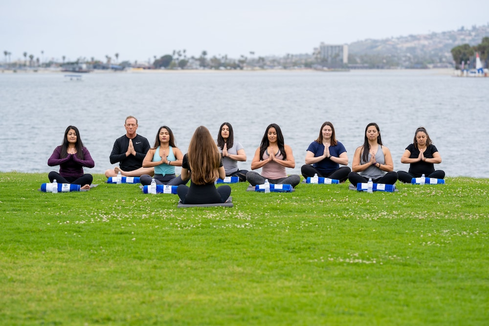 Yoga, The Dana on Mission Bay