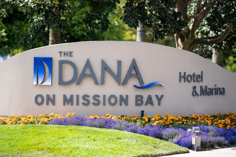 Property Entrance, The Dana on Mission Bay