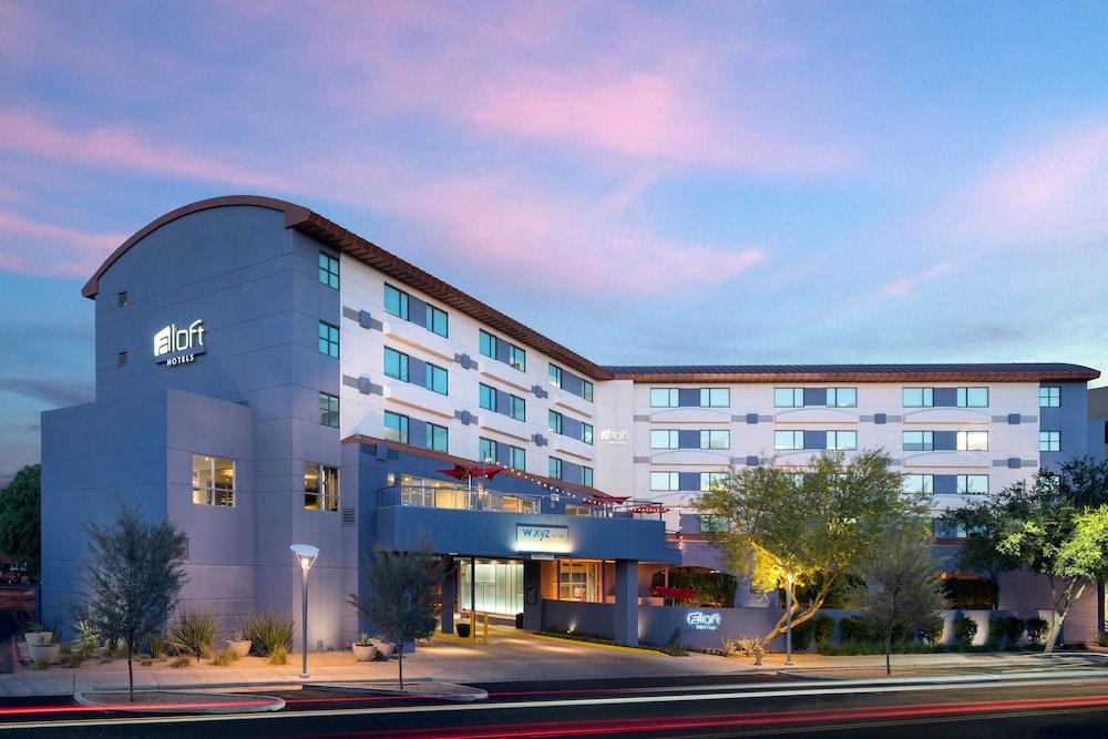 Featured Image, Aloft Scottsdale