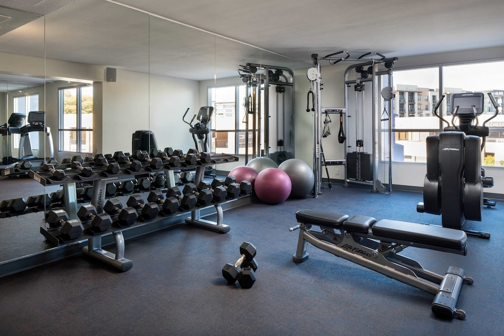 Fitness Facility, Aloft Scottsdale