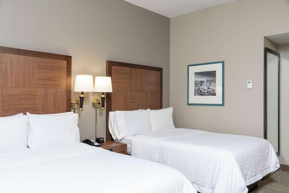 Room, Hampton Inn Indianapolis Dwtn Across from Circle Centre