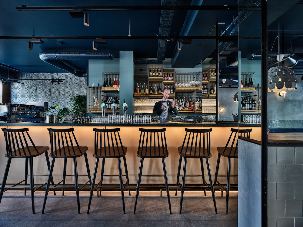 Bar, The Lancaster Hotel Amsterdam