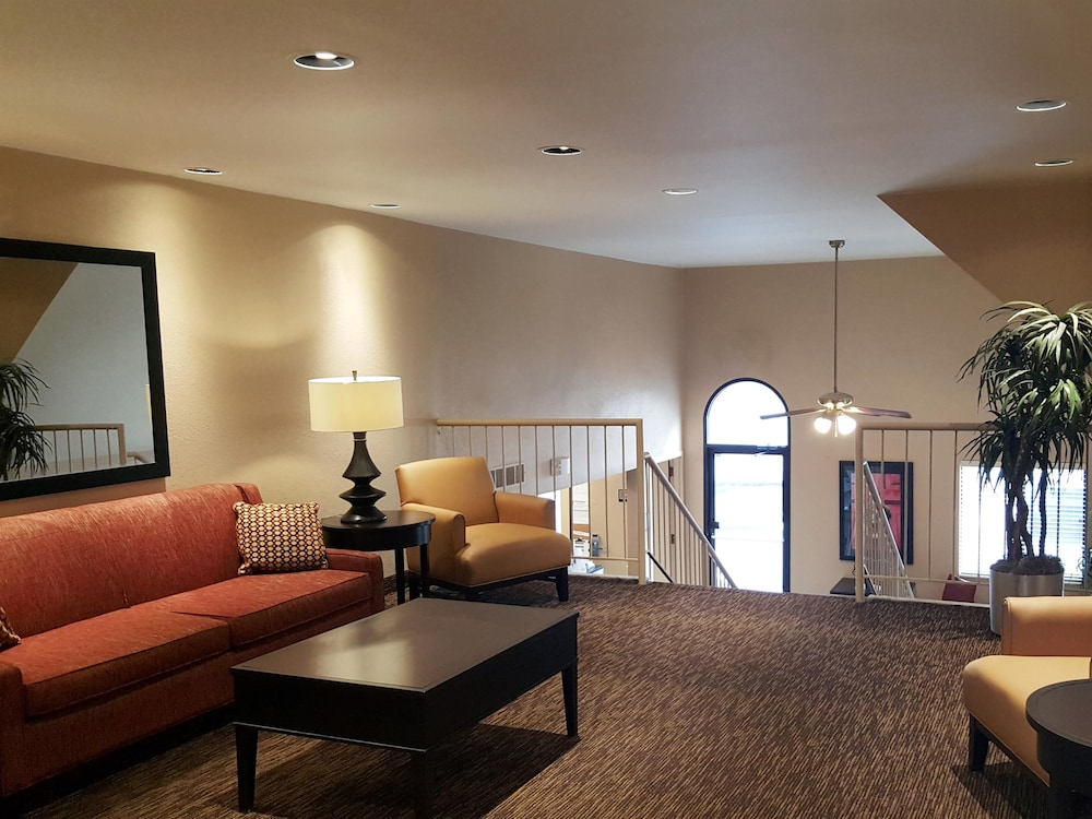 Lobby, Extended Stay America Indianapolis - North