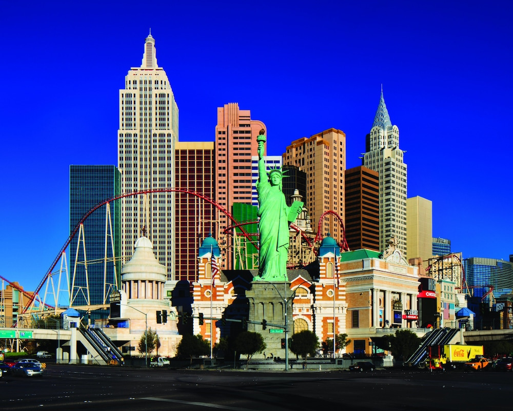 New New York Las Vegas