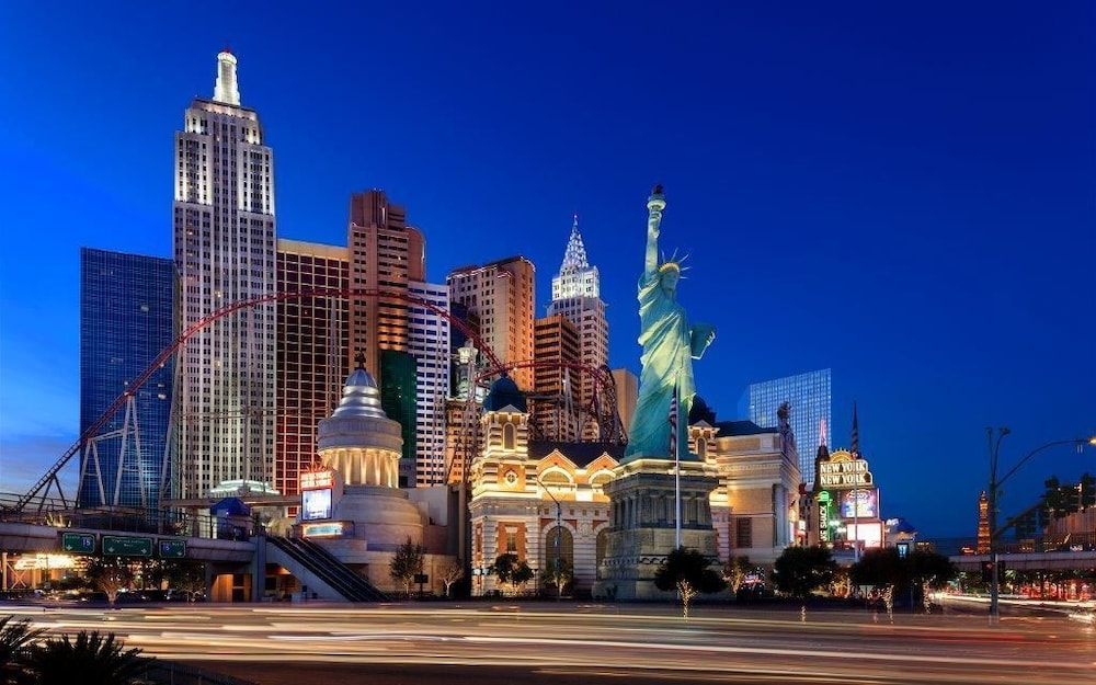 Book new york new york hotel casino las vegas hotel deals for New york hotels