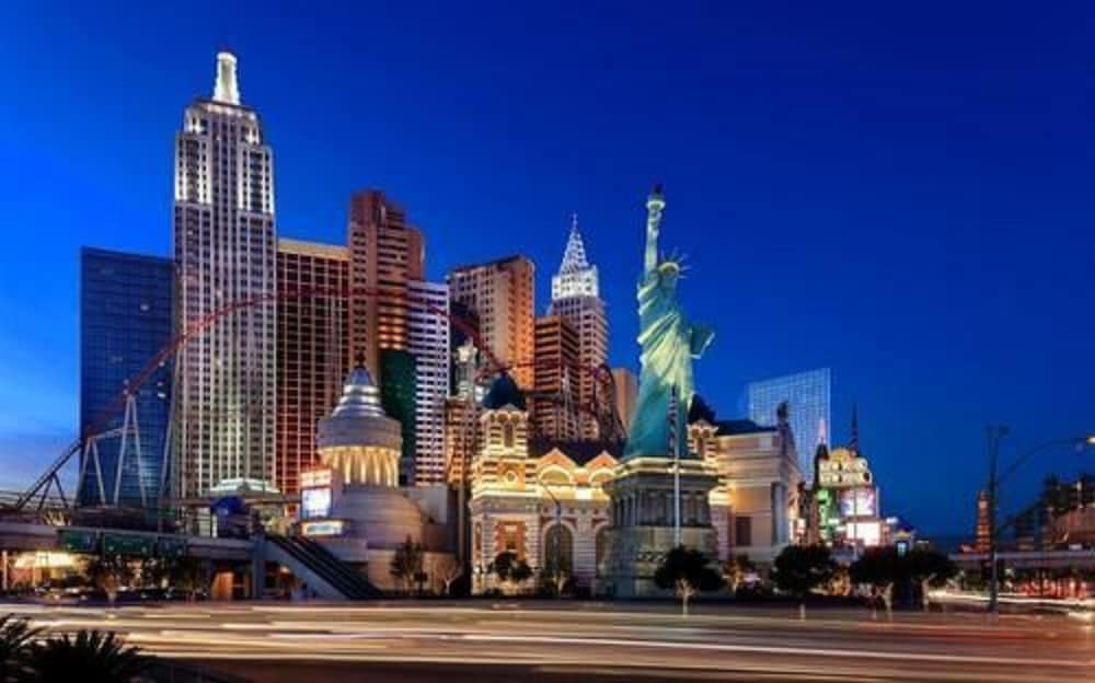 New York New York Las Vegas Restaurants