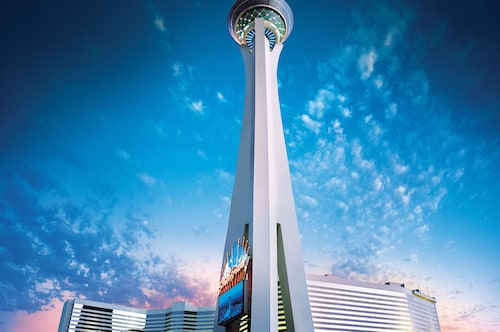 Stratosphere Hotel, Casino & Tower, BW Premier Collection